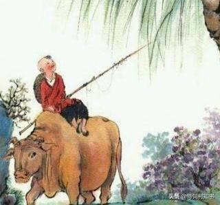 歌声振林樾的上一句(牧童骑黄牛全诗图片)