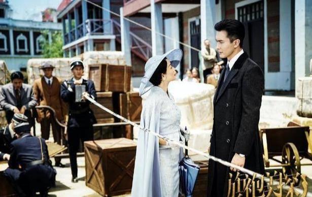 """《旗袍美探》高伟光遇到马伊琍就是大写的""""苏"""",这次真的不油腻"""