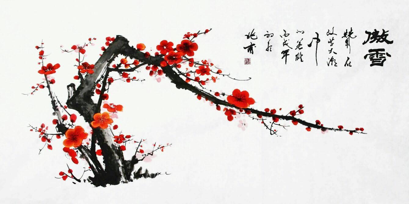 十首咏梅诗七律四句(十大咏梅名诗)