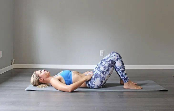 腹直肌分离恢复训练动作,什么是腹直肌分离插图(5)