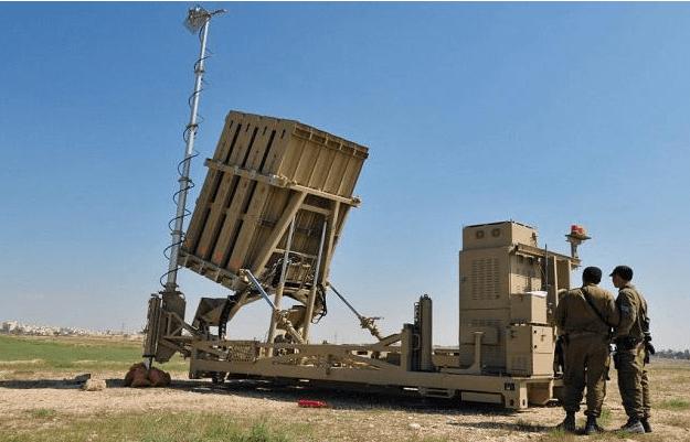 全天候机动拦截系统,对付火箭弹的利器,以色列自研防空独门利器
