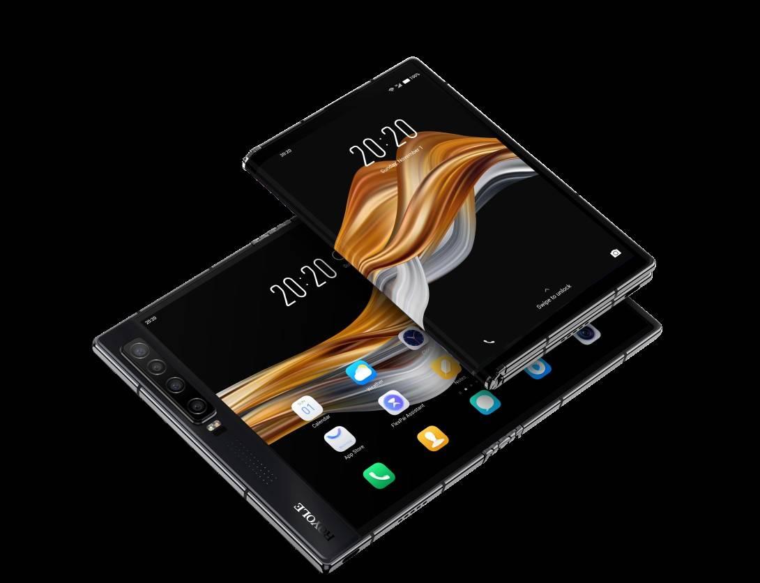 柔宇新机能否加速折叠屏手机市场爆发?的照片 - 2
