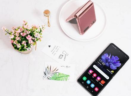 小长假必备三星Galaxy Z Flip 5G 给你折叠屏的全A+体验