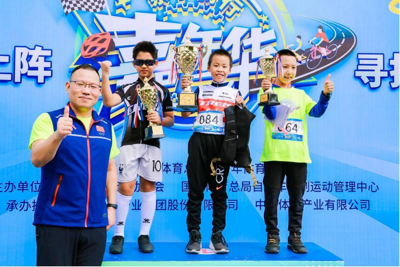"""""""中国体育国庆档""""系列赛事,亲子骑行迎十一"""
