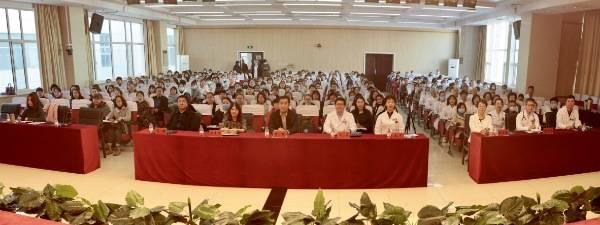 呼市地区儿童保健医生及校医培训在内蒙古自治区人民医院成功举办