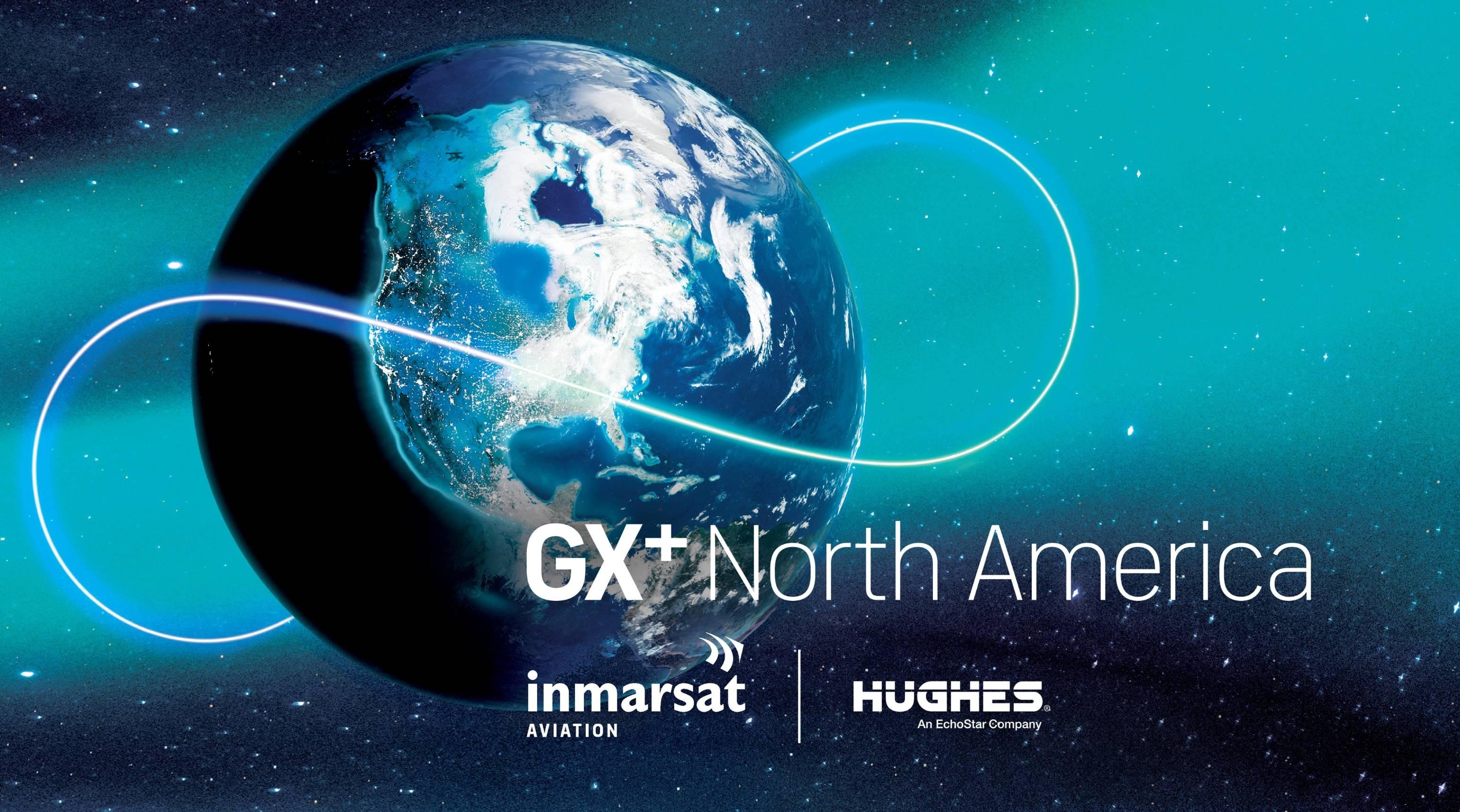 国际海事卫星携手休斯,为北美航空公司及乘客提供变革性的机上互联服务