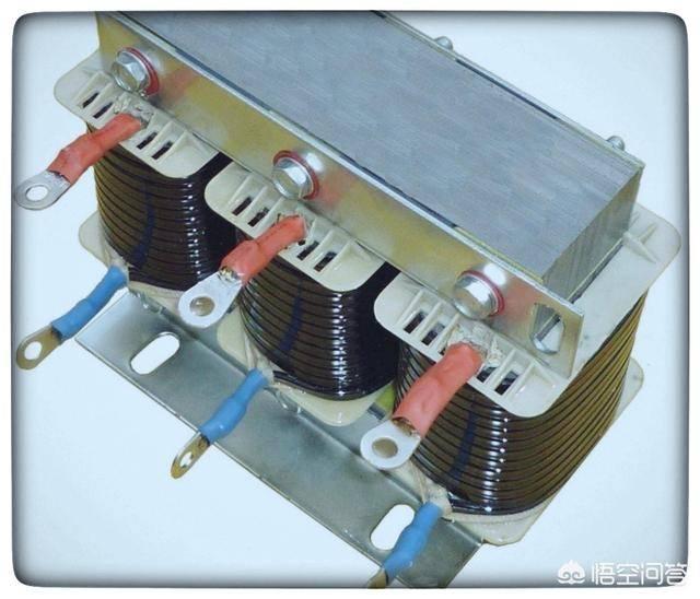 电抗器的作用(三相电抗器的接法)