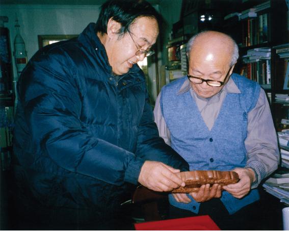 一字之师 一诗之师 一世之师——纪念我的书法导师欧阳中石先生