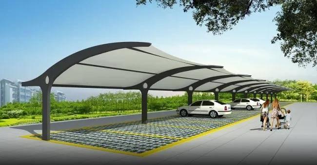 <b>膜结构停车棚应该如何控制噪音?</b>