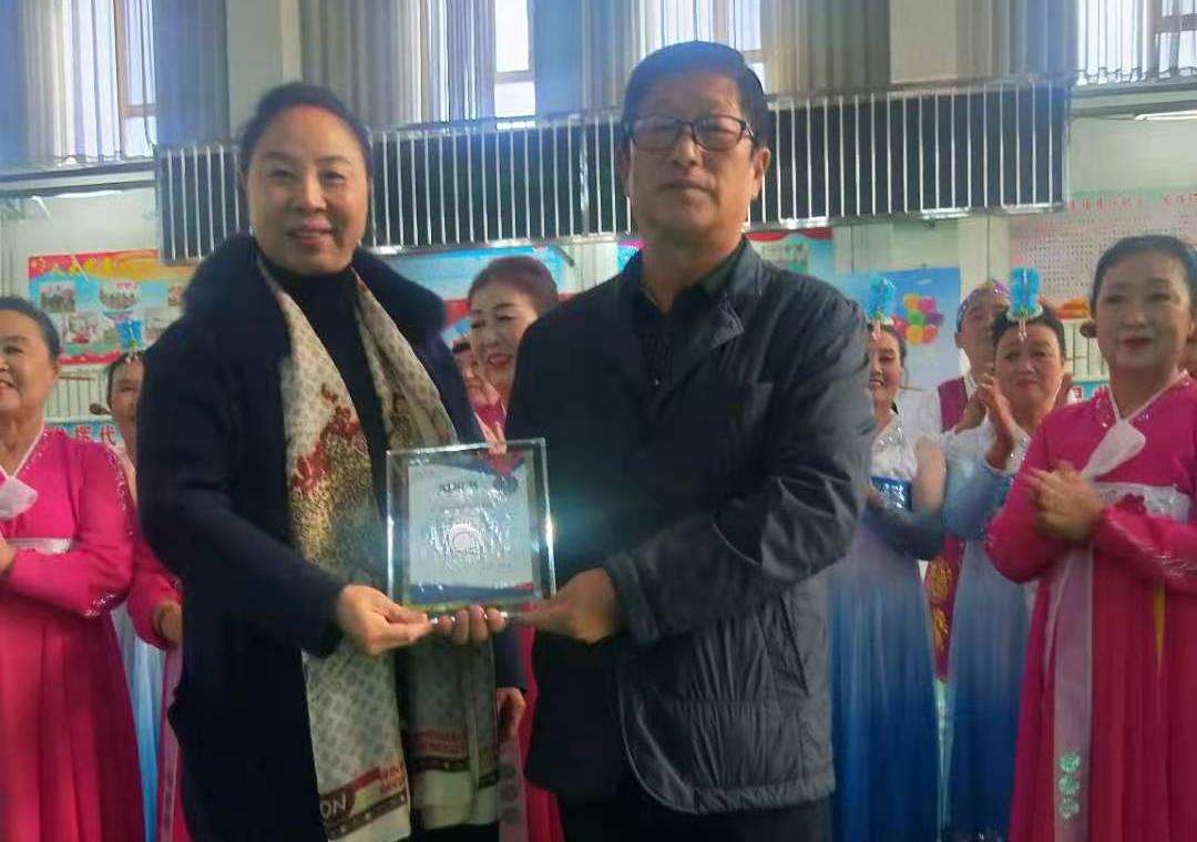 吉林省和龙文化艺术协会分会春晚海选