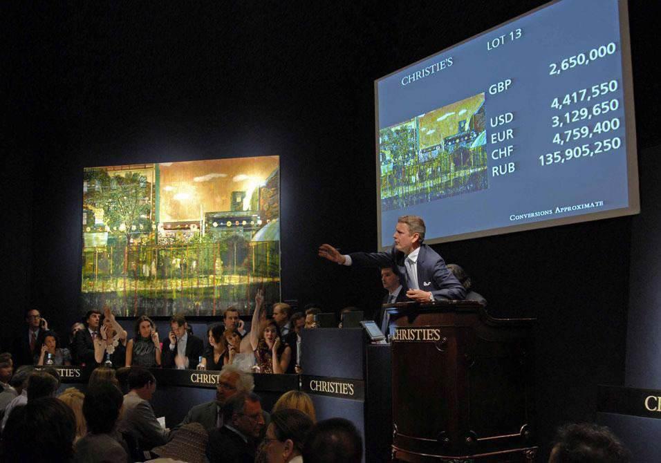 变革与趋势:艺术市场新经济研究