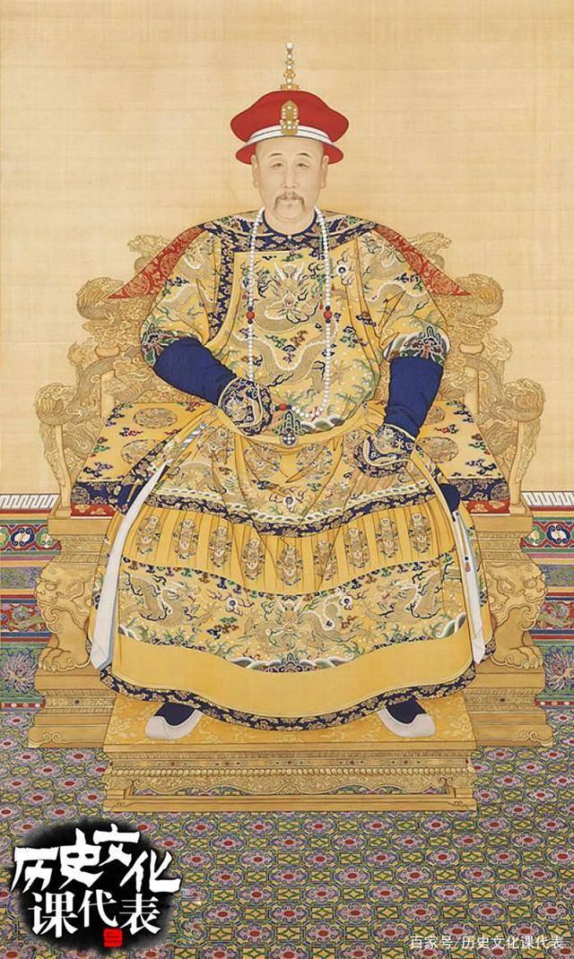 清朝12位皇帝列表是谁?清朝12位皇帝的顺序及特点,一个顺口溜教你轻松记住! 网络快讯 第6张
