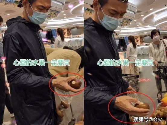 58岁江华现身买水果,手指瘦如枯枝老态尽显,憔悴难掩不似从前