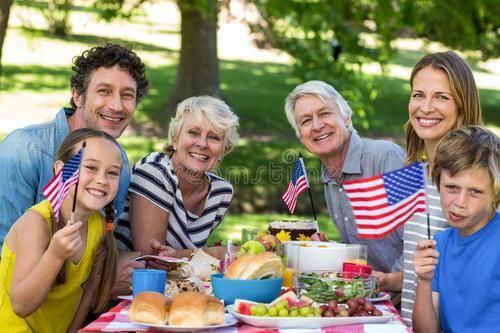 美国人的家庭观念和中国人有什么不同?