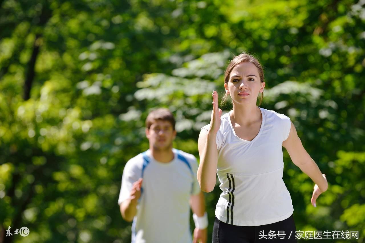 夜跑对身体有害吗(跑步最容易瘦哪里)插图