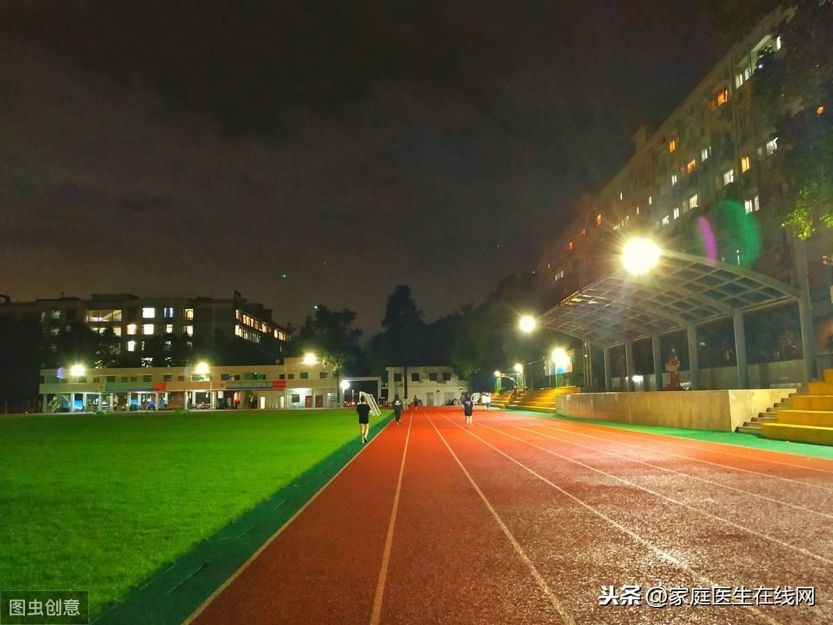 夜跑一个月会瘦多少斤(夜跑减肥效果好不好)插图