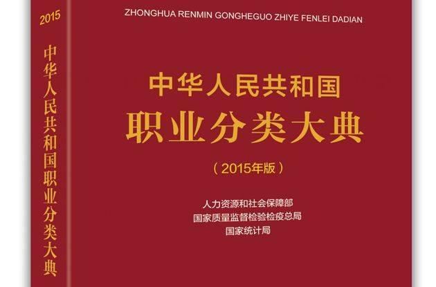中国职业资格有多少种(你属于什么职业的呢)插图(3)