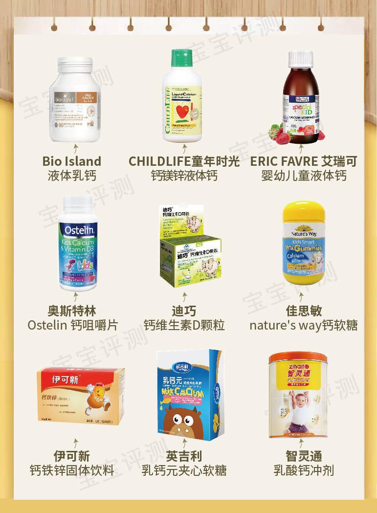液体钙十大名牌婴幼儿(乳钙、液体钙更好吗)插图(7)