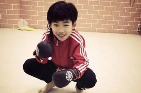 林秋楠几几年出生的(林秋楠这的是生在跆拳道世家吗)