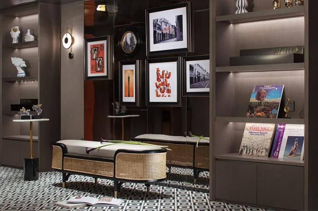 东哲设计 | 重构城市文化,打造空中城市书院 —— 城迹酒店