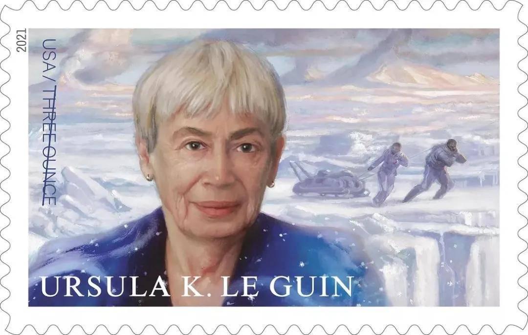 陈根:科幻光照现实,邮票上的科幻作家