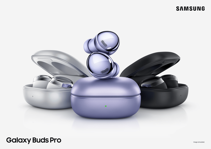 三星Galaxy Buds Pro和Galaxy Fit2新品发布,掀起智能穿戴新潮流
