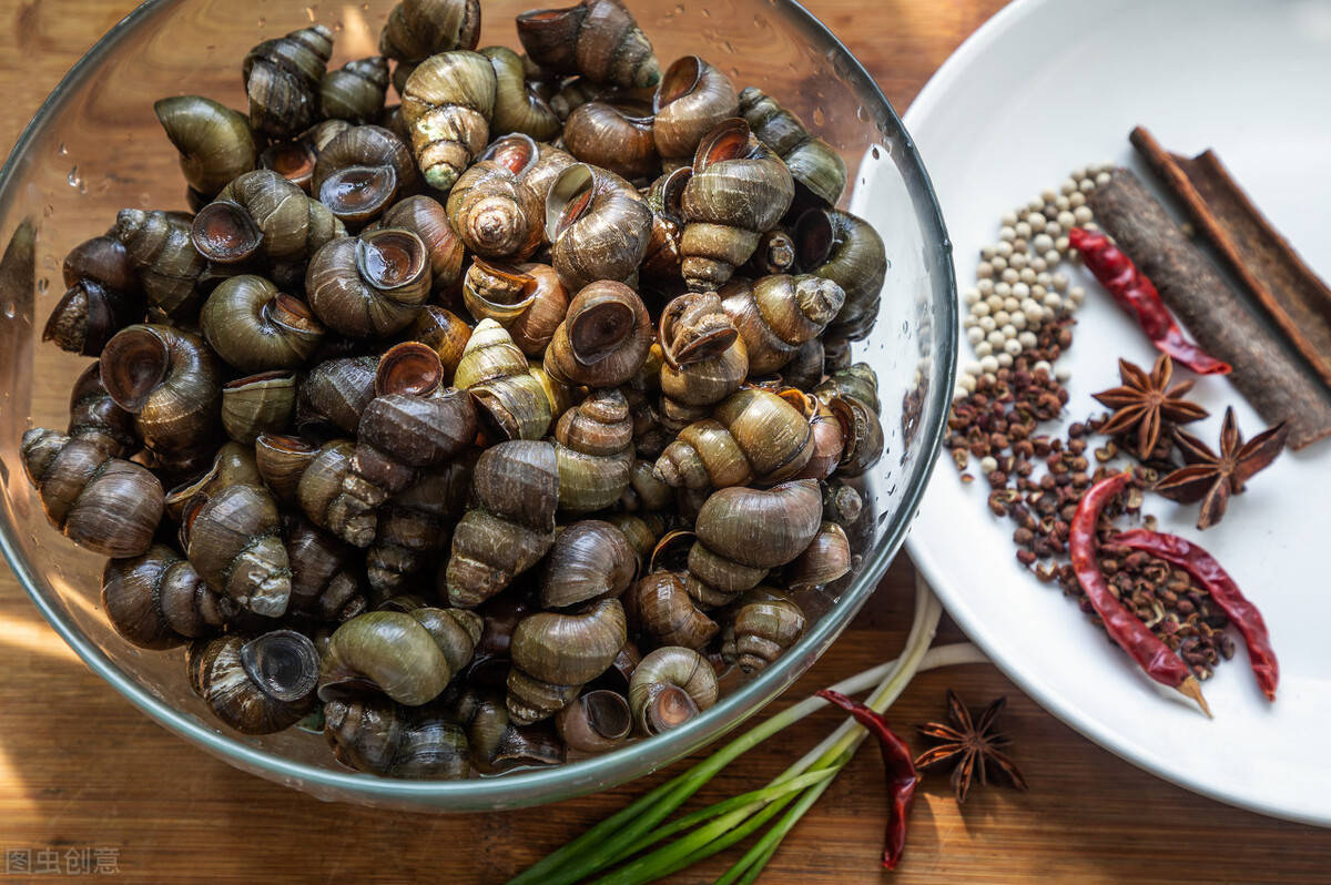 老厨师教你,田螺酿肉的家常做法,简单易学特别有味