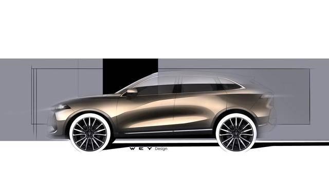 WEY品牌思辨会解读智能汽车!摩卡全球首秀来打样