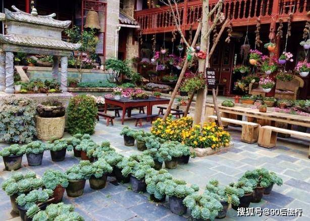 我国有座尼姑庵,不烧香只种花,看一眼就想出家,就在云南大理