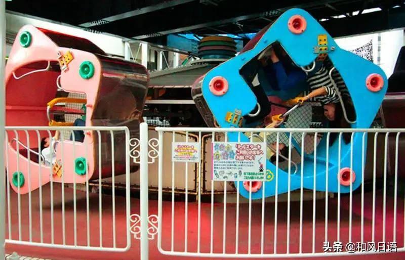 日本最古老游乐园,游乐设施仿佛是让人接受酷刑!