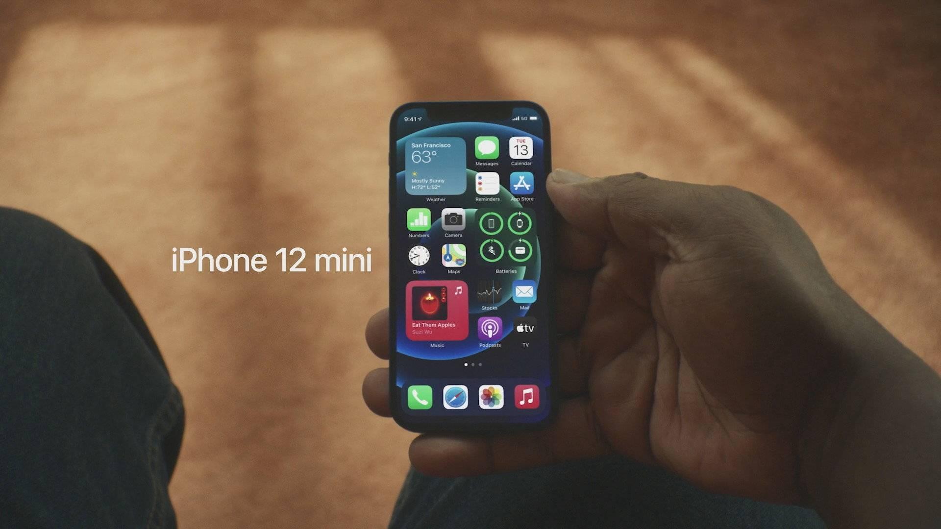 苹果降低iPhone12 mini产量,为满足更受欢迎的iPhone 12 Pro的需求