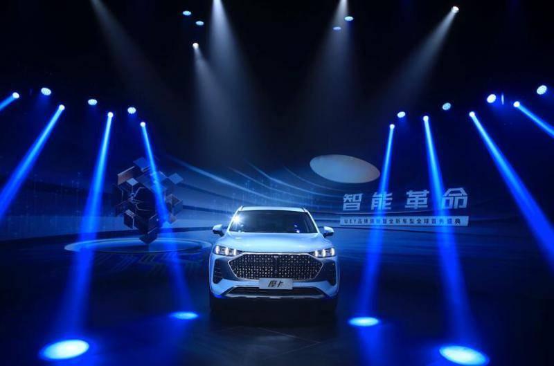 驱动未来开启智能革命 全新旗舰车型摩卡全球首秀压轴登场