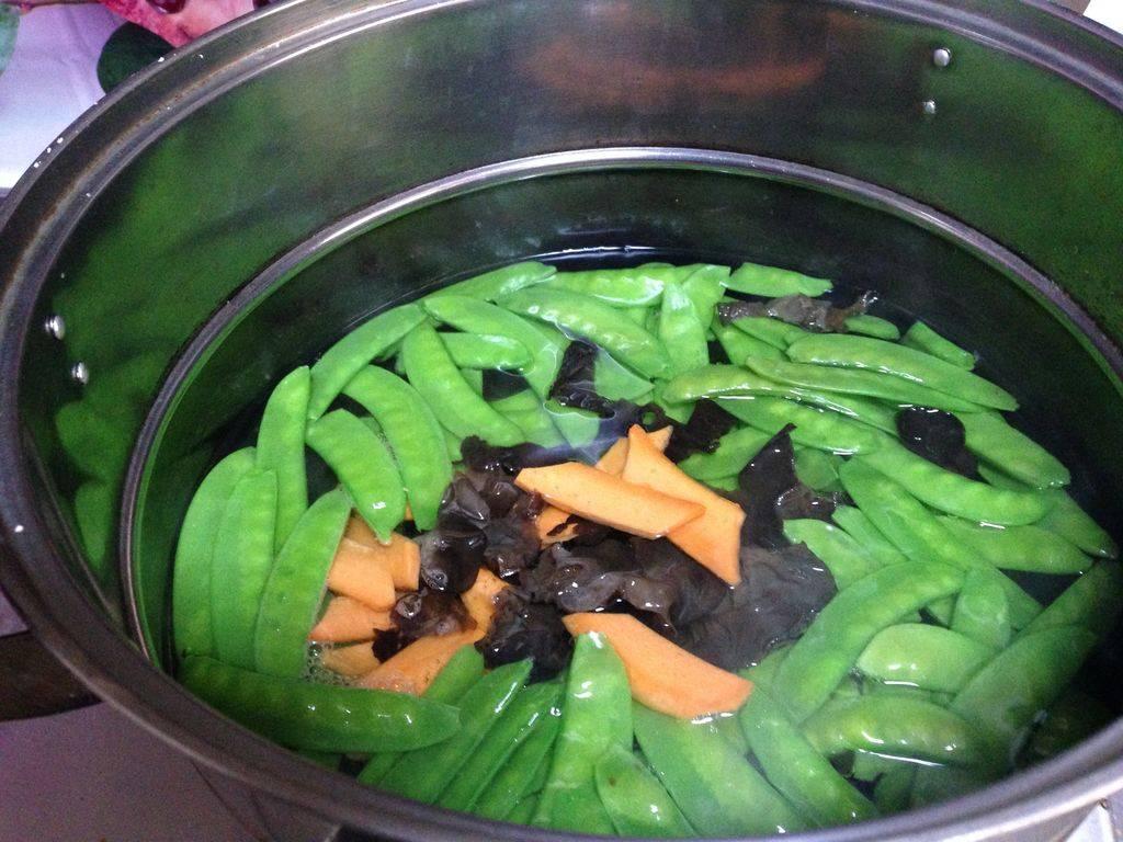 家常小炒就吃它,虾仁营养很丰富!荤素搭配,清淡美味