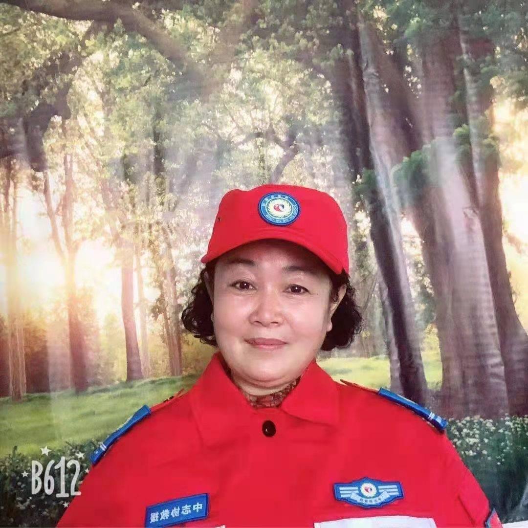 一名优秀志愿者冯丽的公益账单
