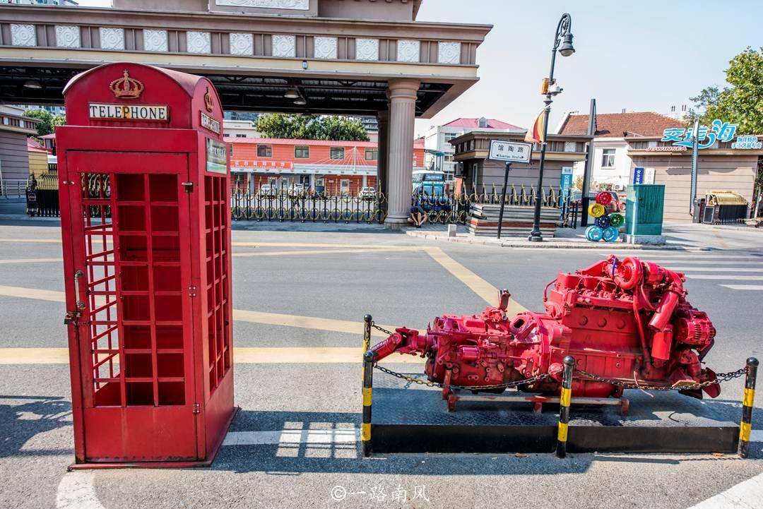 原创 青岛冷门景点,每一个都有故事,经常被游客忽略