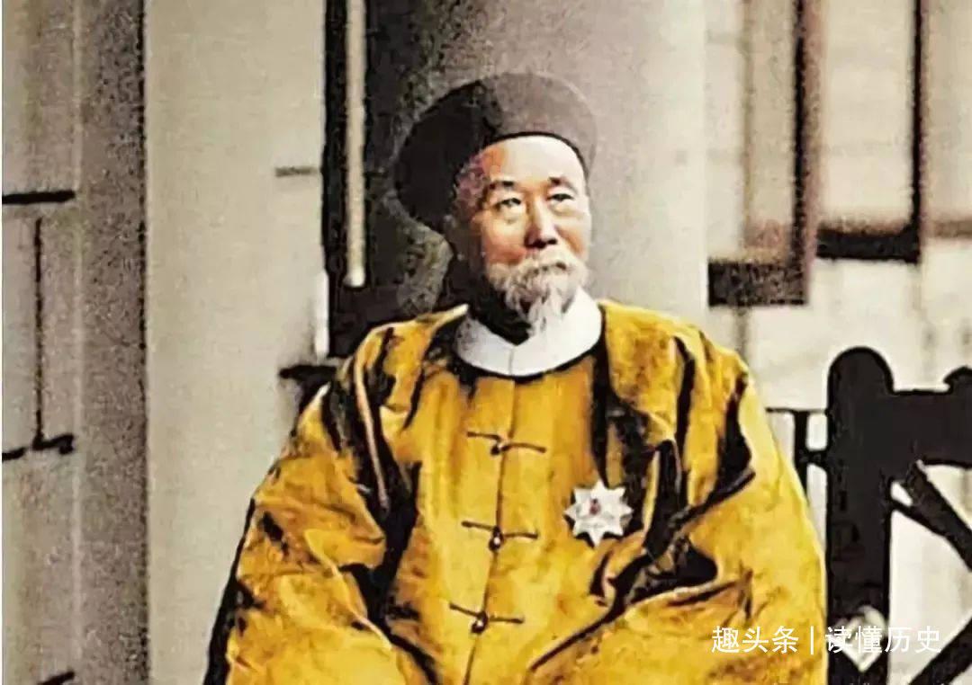 1896年,73岁的李鸿章访问德国后,为何会仰天长叹?