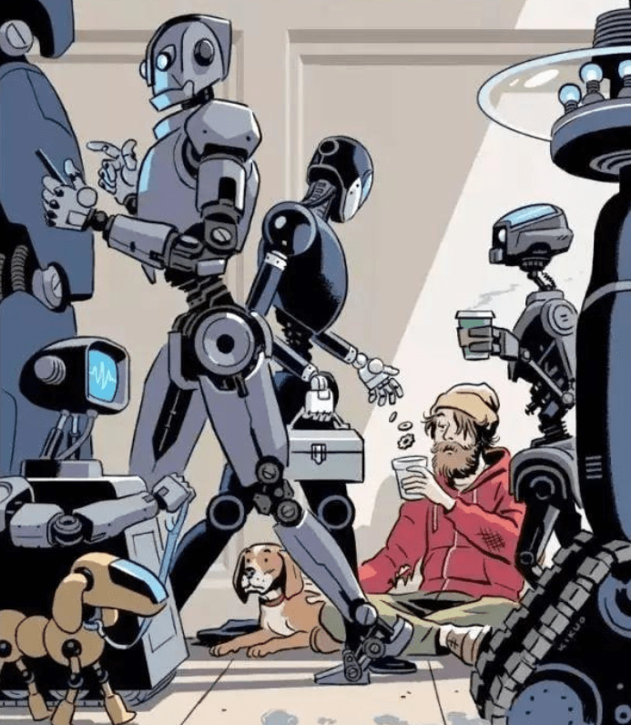 原创             人工智能新时代将至,传统行业从业者何去何从?
