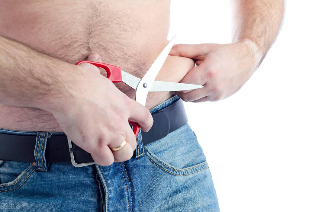 只需坚持这4个动作,帮你减掉腹部脂肪,雕刻腹肌线条!