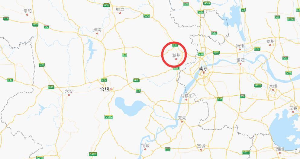 滁州人均gdp_安徽16市人均收入:马鞍山最多,宿州最少,滁州低于全省平均