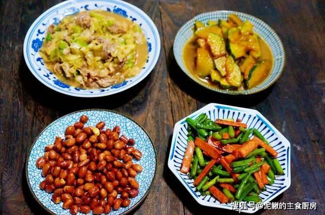 一家三口的晚餐,好吃不将就,营养丰富,经济实惠,全家老小都喜欢