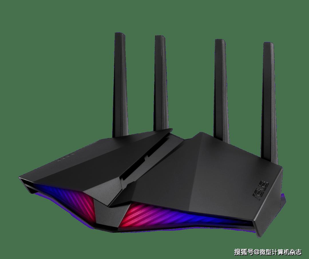 全平台游戏,加速!这台WiFi6电竞路由器值得你看看
