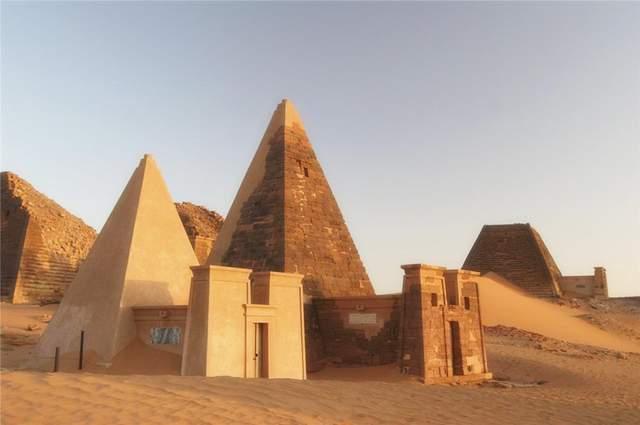 不光埃及有金字塔,苏丹也发现了金字塔,不过很多秘密至今无解