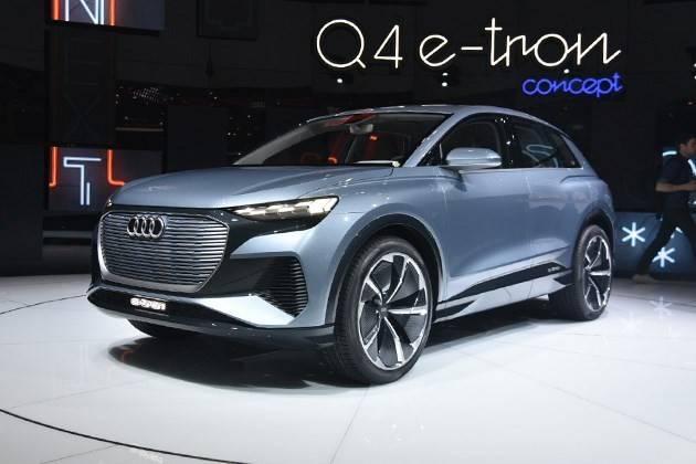 奥迪Q4 e-tron将于2022年在佛山工厂投产,同年上市