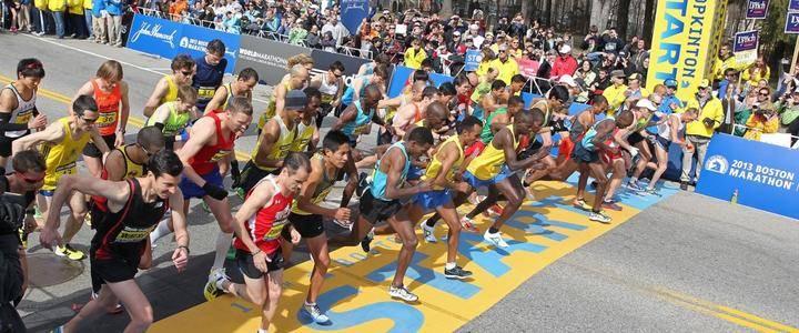 2021年波士顿马拉松暂定10月11日进行