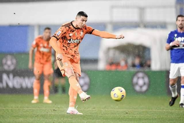 2-0,尤文在客场打败桑普,迎来了各项赛事的四连胜