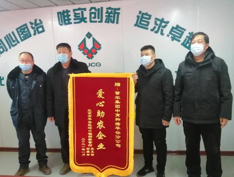 北京:胡家营村企共建谱写新篇章