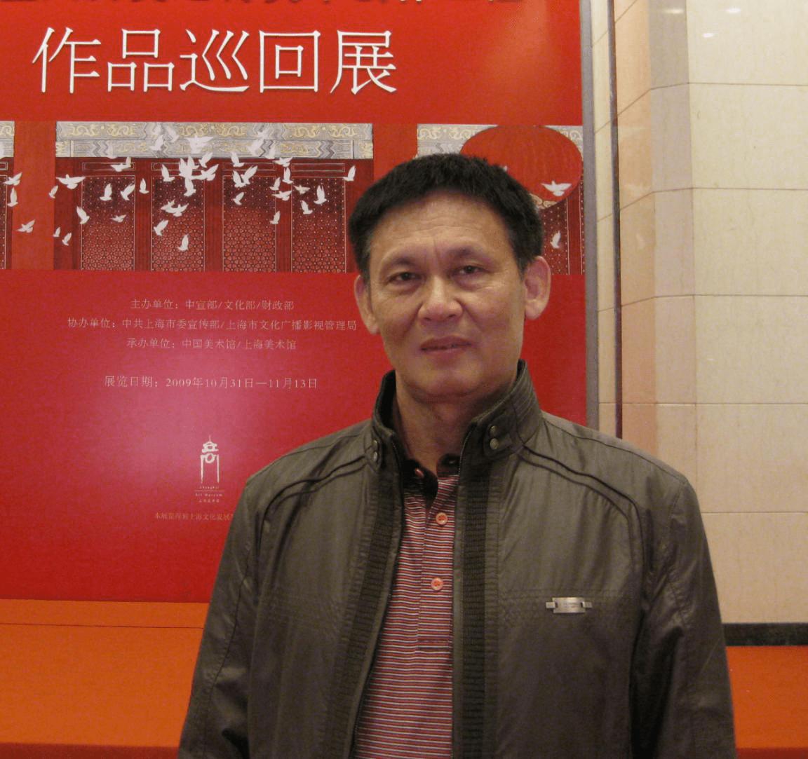 罗天水——2021年中国艺坛榜样人物新春拜年专题报道