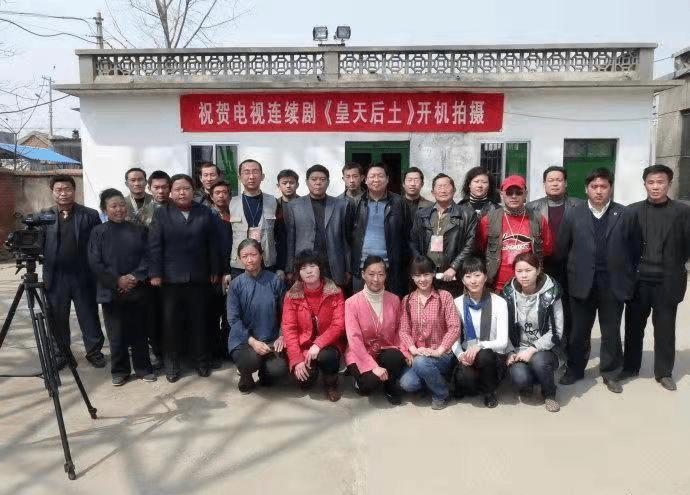 勇立影坛唱大风--记中国知名农民导演石玉福