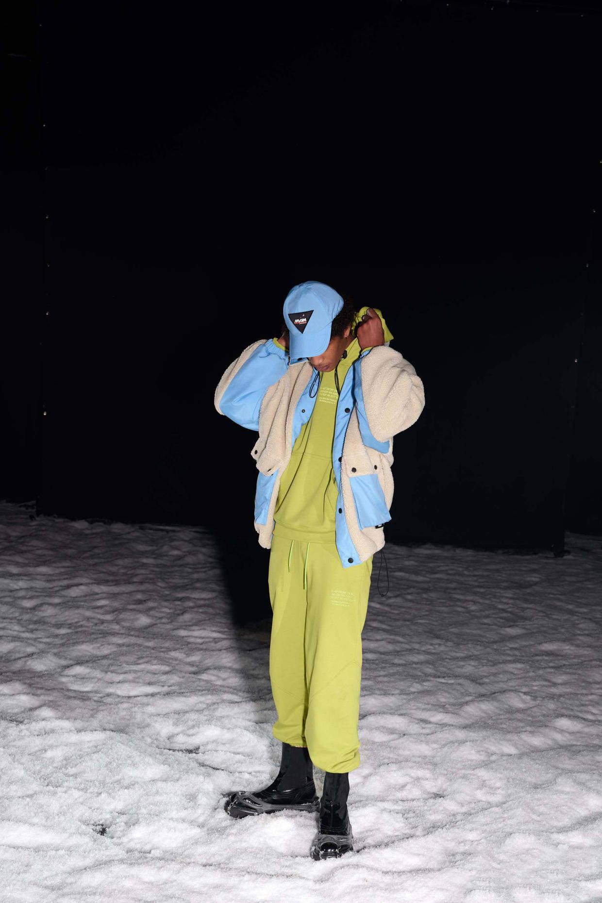 2021/22秋冬米兰男装时装周 诠释当代男装之美! 爸爸 第47张