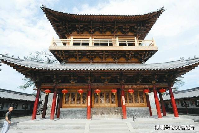 这个古县城要火,历时8年打造,耗资300亿修复,就位于山西太原  第5张